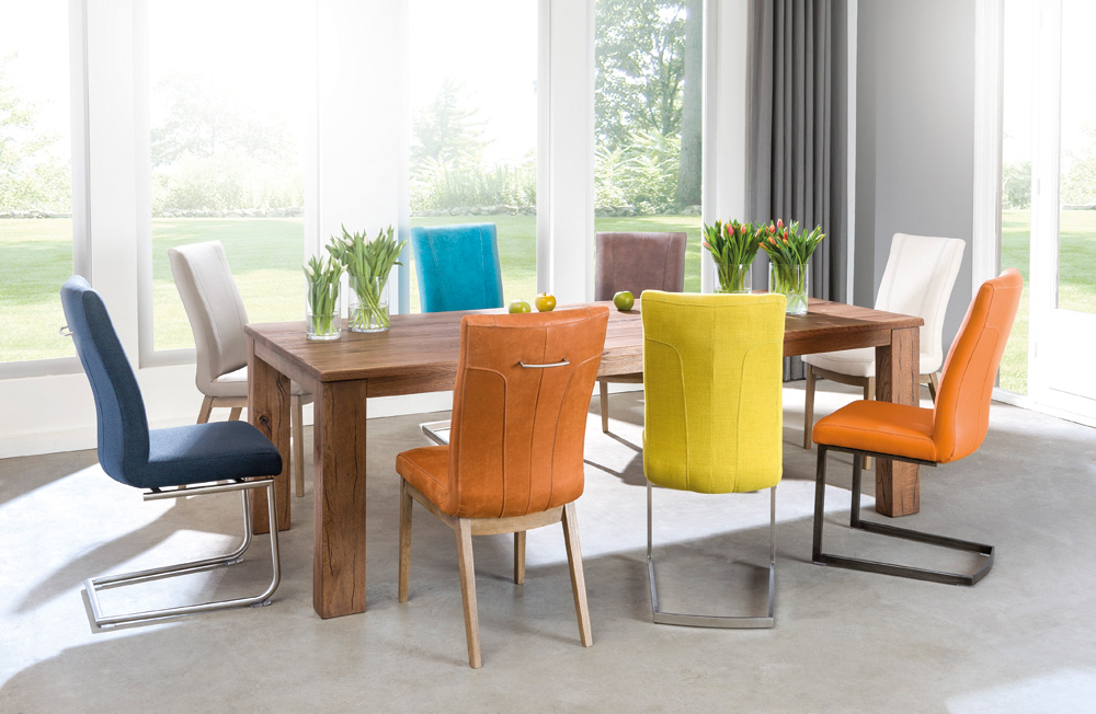 Emejing Stoelen Eetkamer Modern Contemporary - House Design Ideas ...